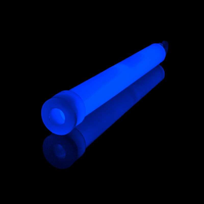 Svítící tyčinka modrá - 15cm