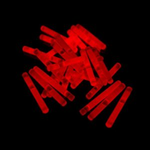 mini, červená, 50ks